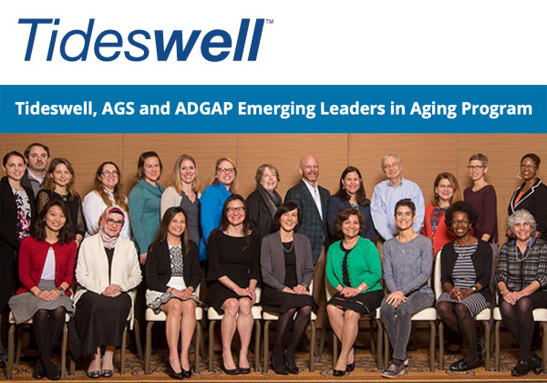 Tideswell Emerging Leaders in Aging (ELIA) Program